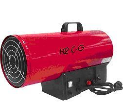 Воздухонагреватель ITM К2 С-G 250Е прямого нагрева