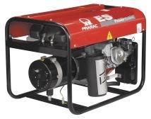 Бензогенератор Pramac S 8000 ТHEPI (Италия) мощностью 7,0 кВА ( 5,6 кВт)