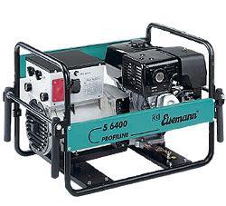 Сварочный бензогенератор Eisemann S 6400 (Германия ) мощностью 6,5 кВА ( 5,2 кВт )