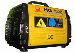Бензогенератор Pramac HG(EG) 1000 (Италия) мощностью 0,9 кВА (0,7 кВт)