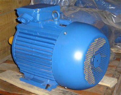 Электродвигатель АИР160S4У3 15 кВт 1500 об.мин