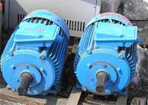 Электродвигатель 4А180М8У3 15 кВт 700 об.мин