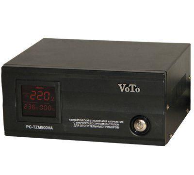 PC-TZM 500 VA 4 RELAYS