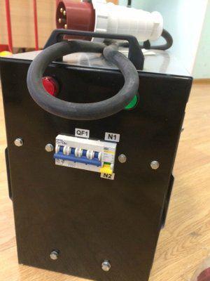 Симметрирующий трансформатор ТСТ 2-16кВА (Cu)