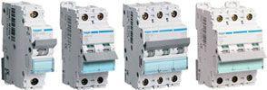 HMF499Автоматический выключатель 4P 10kA C-125A 6M