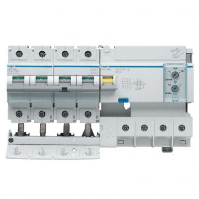 HMK480Автоматический выключатель 4P 30kA C-80A 6M