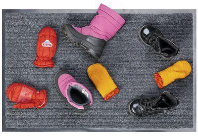 Коврик подогреваемый Теплолюкс-carpet 800х500 серый, для сушки обуви