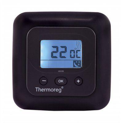 Терморегулятор Thermoreg TI-900 Black программируемый (Швеция)