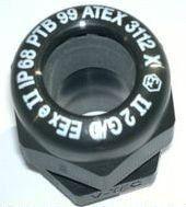 Ввод для небронированного кабеля, пластик М25 V-TEC EX