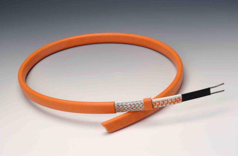 Саморегулирующийся электрический греющий кабель DVU-33
