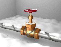 Секция саморегулирующаяся нагревательная кабельная Freezstop 15СМБЭ2-8 для обогрева труб