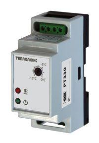 Регулятор температуры электронный РТ-330 (с датчиком ДТ)