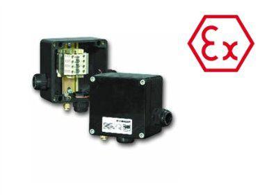 Коробка соединительная РТВ 402-1Б/1П взрывозащищенная
