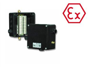 Коробка соединительная РТВ 1007-1М/0 взрывозащищенная