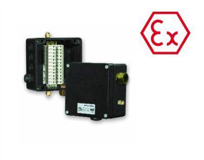 Коробка соединительная РТВ 1006-1М/2П взрывозащищенная