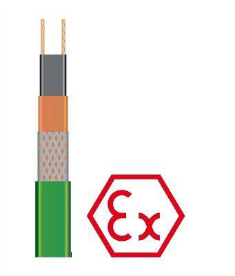 Саморегулирующийся греющий кабель 15HTM2-BT для систем антиобледенения и обогрева