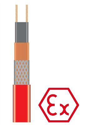 Саморегулирующийся греющий кабель 45BTC2-BP для систем антиобледенения и обогрева