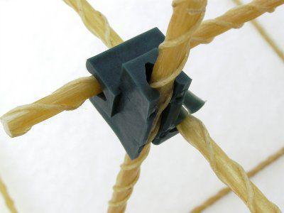 Фиксатор арматуры (скрепка) 8 мм