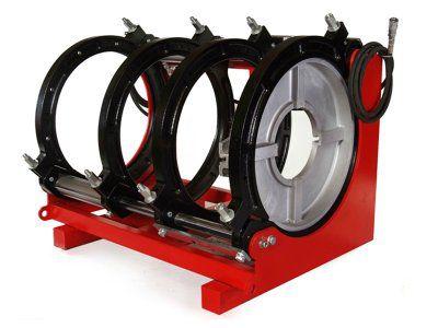 Сварочная машина для стыковой сварки пластиковых труб HW 160 HOCHWELD (Ориджн Макина, Турция)