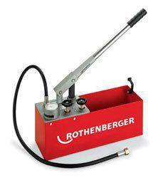Ручной опрессовочный насос (опессовщик) RP 50/ RP 50 INOX Ротенбергер (Rothenberger).