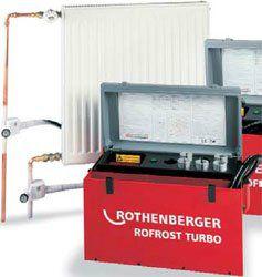 Техника для замораживания труб - Рофрост Турбо 2
