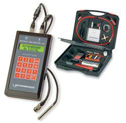 Устройства для испытаний систем газоснабжения - Цифровая система РОТЕСТ GW DIGITAL V2 Ротенбергер (Rothenberger).