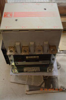 Контактор LOVATO B250 400