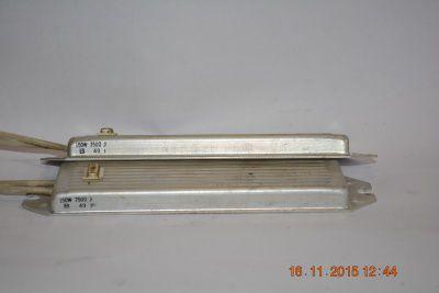 Резистор привода 150W 750 Om