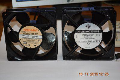 Вентилятор NMB-MAT 4715MS-23T-B20  220в 50\60Гц 7,5\7,5Вт.