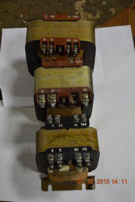 Трансформатор ОСМ1,6  3805,22,11024