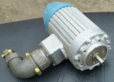 Шаговый двигатель ШД-5Д1МУ3