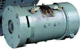 Электродвигатель 3ДН.57.3 к погрузчику ЭП-103,ЭП-103КО