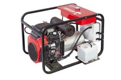 GESAN G 12 TF H AUTO Портативный 3-фазный бензогенератор с блоком автозапуска, с двигателем HONDA 3000 об/мин. Номинальная мощность 9,6 кВт.