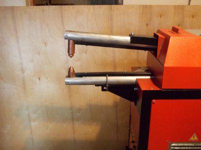 Машины контактной точечной сварки переменного тока с пневматическим приводом МТР-19052