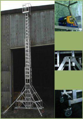 подъемник Темп-10 метров