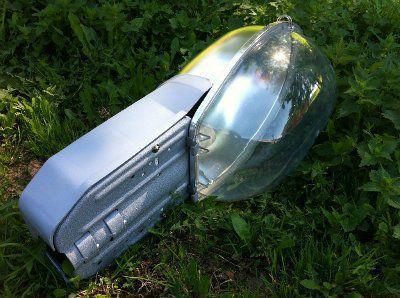 Уличный светильник ЖКУ 16-400