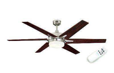 Люстра вентилятор Cayuga
