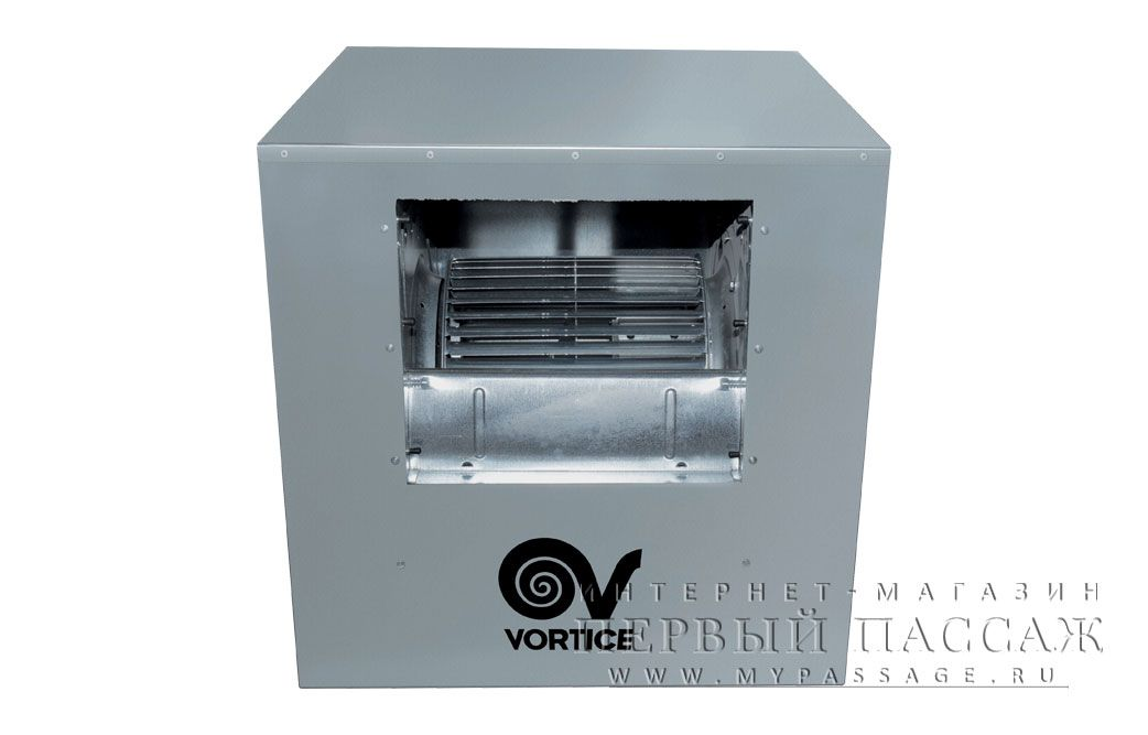 Промышленый центробежный вентилятор VORT QBK 9/9 4M 1V (45263VRT)