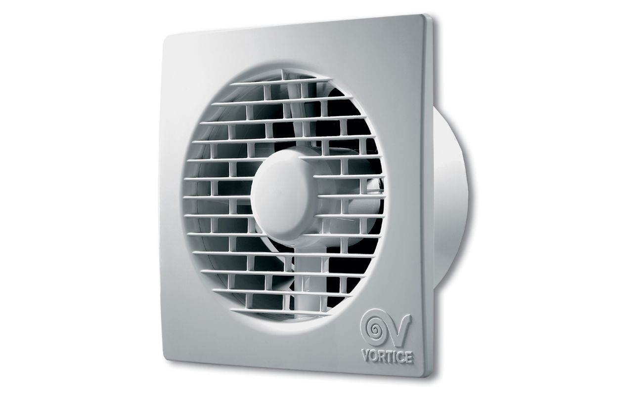 Вытяжной бытовой бесшумный вентилятор Punto Filo MF 150/6 T LL (11137VRT)