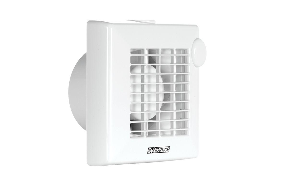 Вытяжной бытовой вентилятор Punto M 150/6 A PIR LL (11884VRT)