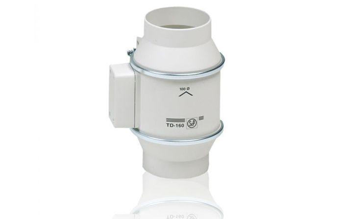 Канальный вентилятор TD-160/100 NT Silent