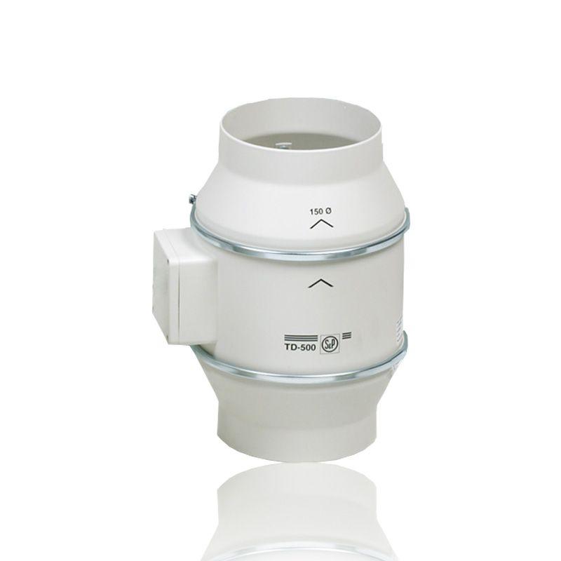 Канальный вентилятор TD-800/200 T