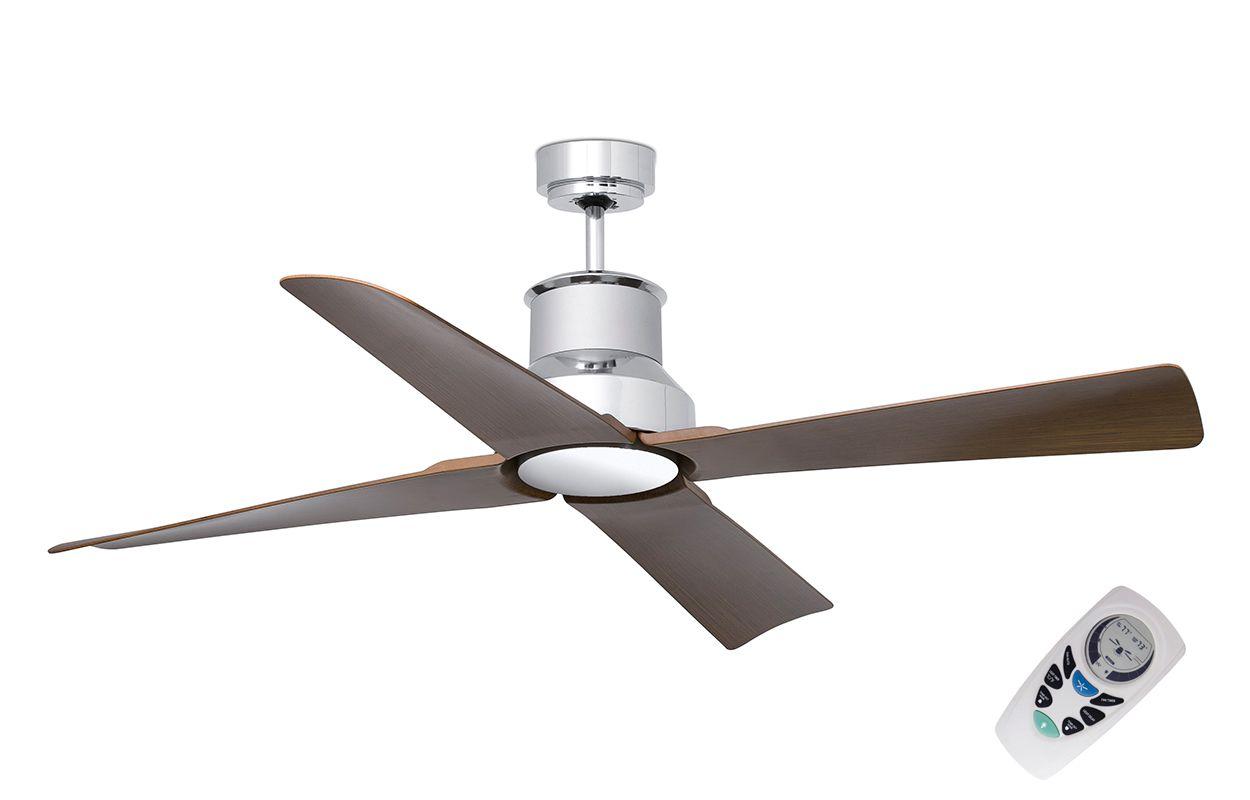 Потолочный вентилятор уличного применения  Winche Cromo (33482FAR)
