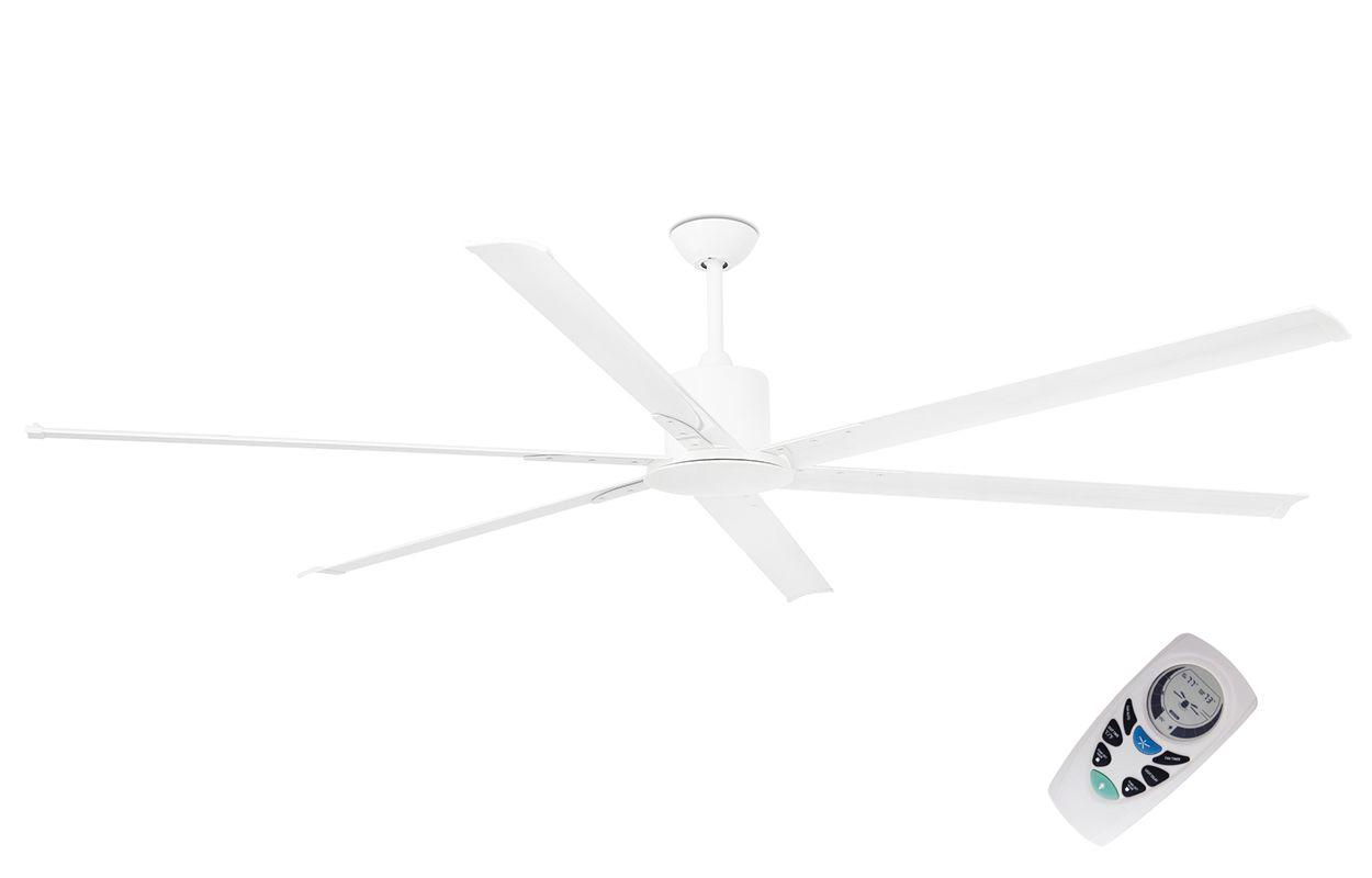 Потолочный вентилятор Andros White (33461FAR)