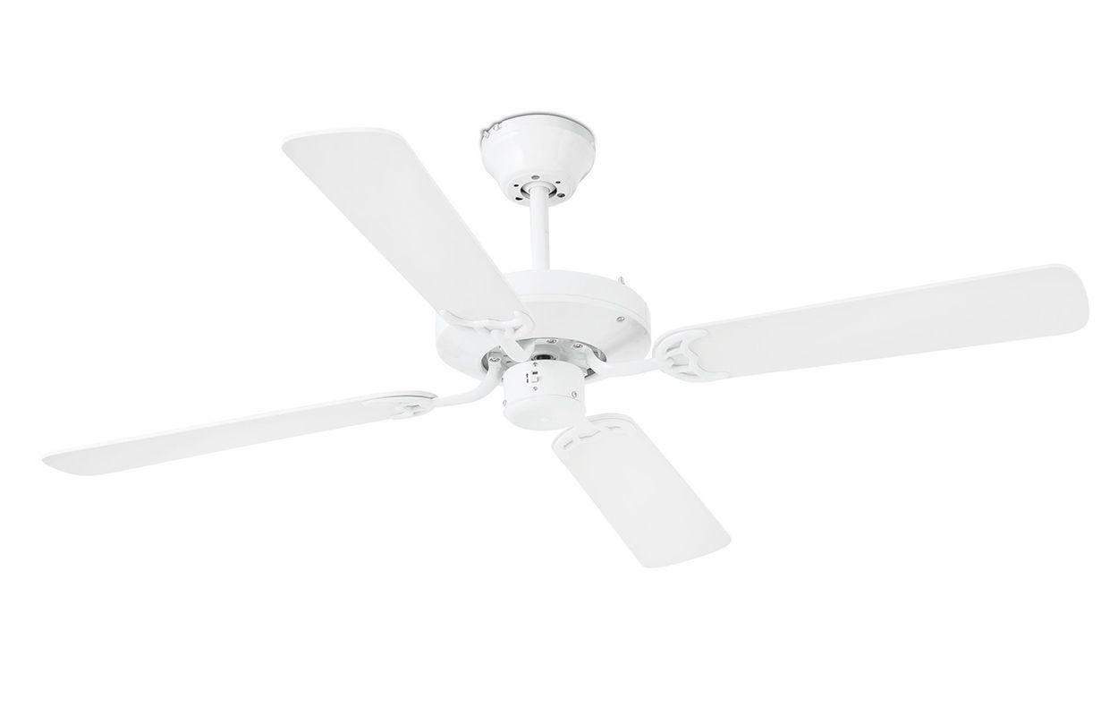 Потолочный вентилятор Yakarta White (33712FAR)