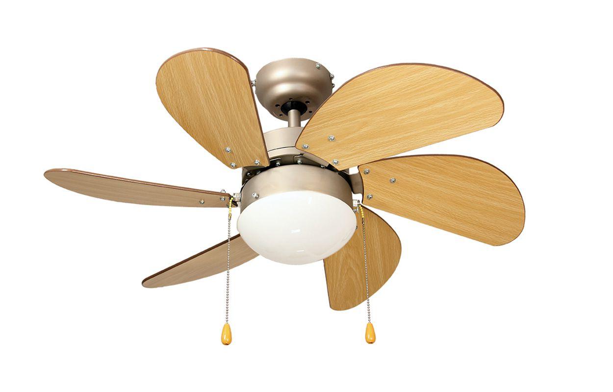 Люстра вентилятор Smart 76 (72076)
