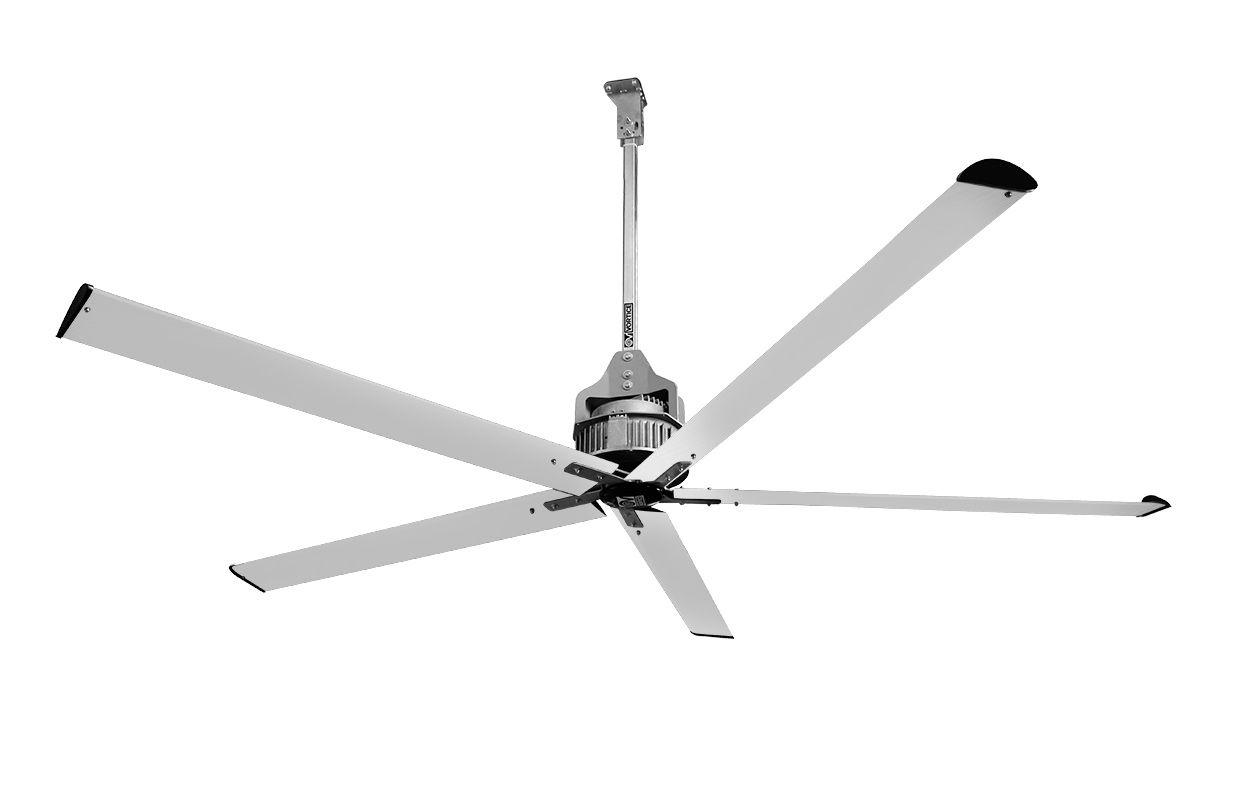 Потолочный вентилятор Nordik HVLS Super Blade 400/160  (61081VRT)