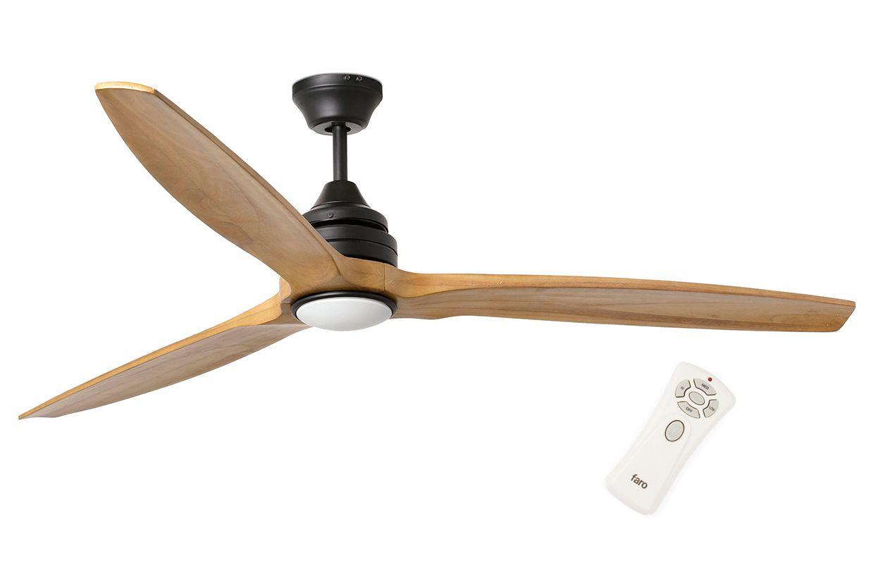 Люстра вентилятор Alo (33719FAR)