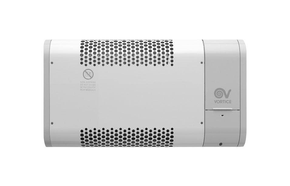 Настенный тепловентилятор Microrapid 1000-V0 T  (70661VRT)