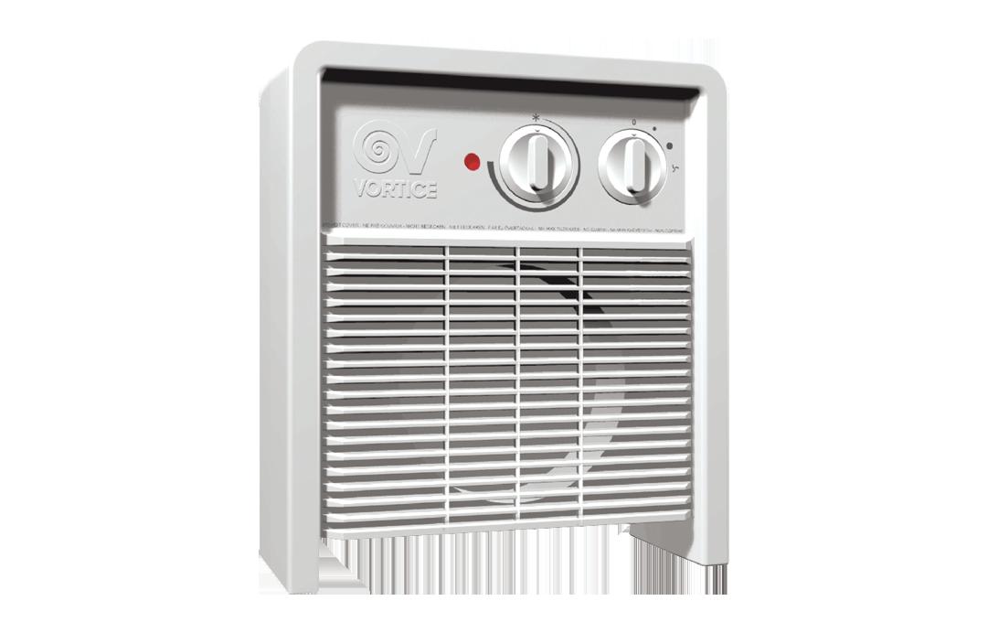 Портативный тепловентилятор Scaldatutto Classic  FH-V0 FR (70141VRT)